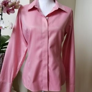 NWOT-Liz Claiborn Non-iron Button Down Dress Shirt